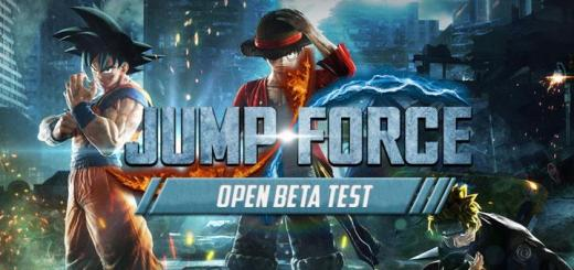 Jump Force, PlayStation 4, Xbox One, release date, gameplay, price, features, US, North America, Europe, update, Open Beta, Open Beta Test, Schedule, news