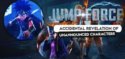 Jump Force, PlayStation 4, Xbox One, release date, gameplay, price, features, US, North America, Europe, update, news, new characters, advertisement leak, JoJo's Bizarre Adventure, Dragon Quest, Jotaro Kujo, Dai