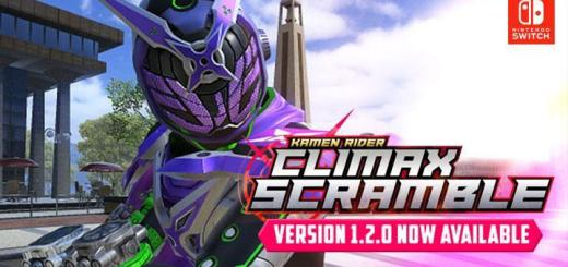 Kamen Rider Climax Scramble, Kamen Rider, Bandai Namco, Switch, Nintendo Switch, gameplay, features, release date, price, trailer, screenshots, Kamen Rider: Climax Scramble Zi-O, Japan, Asia, update, second trailer, version 1.2.0