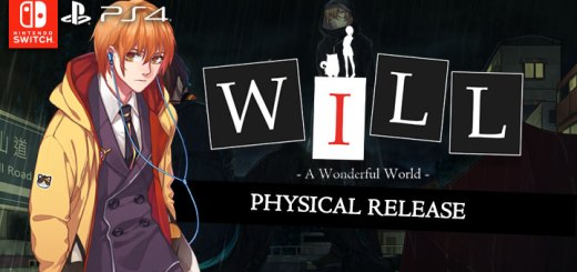 WILL: A Wonderful World, PlayStation 4, PS4, Nintendo Switch, Switch, US, North America, Physical Release, Retail Version, announced, release date, gameplay, feature, price, game, PM Studios, update, news