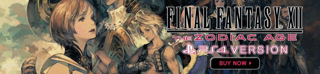 Final Fantasy XII: The Zodiac Age, Final Fantasy, Xbox One, Nintendo Switch, Switch, release date, game, price, gameplay, features, Square Enix