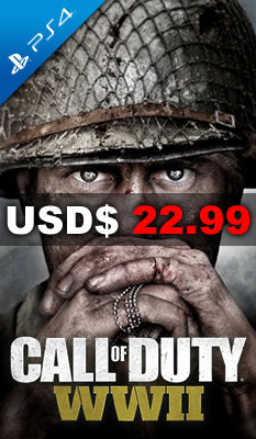 CALL OF DUTY: WWII Activision