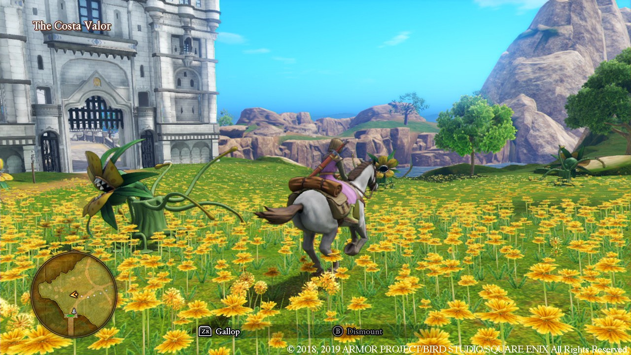 Japan Will Receive A Dragon Quest XI S Gorgeous & Super