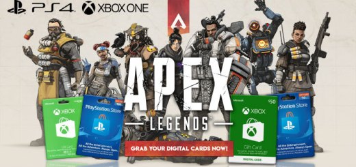 Apex Legends, PlayStation 4, Xbox One, release date, PSN Card, gameplay, features, trailer, digital, online, free-to-play, EA,Respawn Entertainment