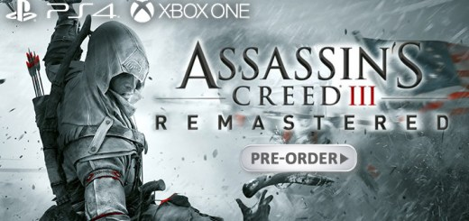 Assassin's Creed III Remastered, Ubisoft, PlayStation 4, Xbox One, US, Europe, North America, Europe, PAL, game, release date, price, gameplay, features, trailer, pre-order