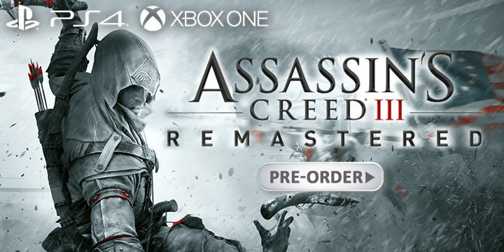 Assassin's Creed III Remastered Physical Release Confirmed ...