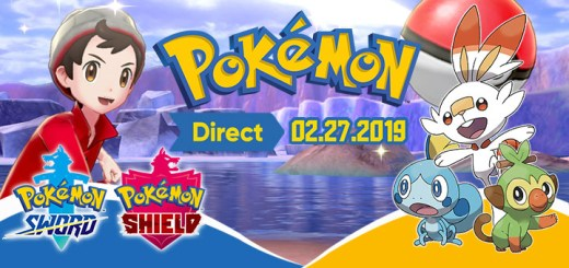 Pokémon, Pokémon Direct, Nintendo Direct, Nintendo, Pokémon Sword, Pokémon Shield, Nintendo Switch