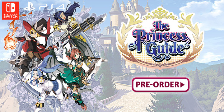 NIS America, The Princess Guide, PS4, Switch, PlayStation 4, Nintendo Switch, US, Europe, Australia, gameplay, features, release date, price, trailer, screenshots