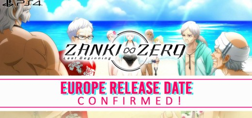 Zanki Zero, Zanki Zero: Last Beginning, PlayStation 4, PS4, Europe, release date, west, gameplay, features, price, game, western release, update, pre-order, news