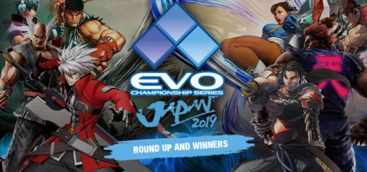 EVO, EVO Japan, EVO Japan 2019, Evolution Championship Series, Tekken 7, SoulCalibur Vi, BlazBlue: Cross Tag Battle, King of Fighters XIV, Street Fighter V, Guilty Gear Xrd REV 2, winners, round up