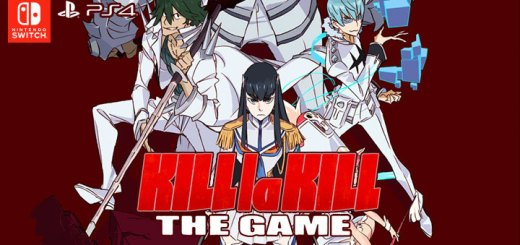 Kill la Kill The Game: IF, Kill la Kill, Ps4, Switch, PlayStation 4, Nintendo switch, Japan, Asia, gameplay, features, release date, price, trailer, screenshots, キルラキル ザ・ゲーム -異布-