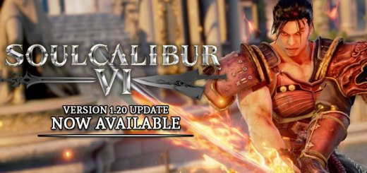 SoulCalibur, SoulCalibur VI, PS4, XONE, PlayStation 4, Xbox One, Us, Europe, Australia, Japan, Asia, update, Version 1.20