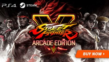 Street Fighter V: Arcade Edition Adds Free Personal Dojos
