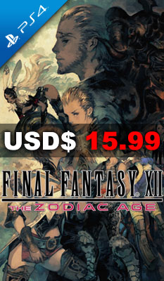 FINAL FANTASY XII: THE ZODIAC AGE Square Enix
