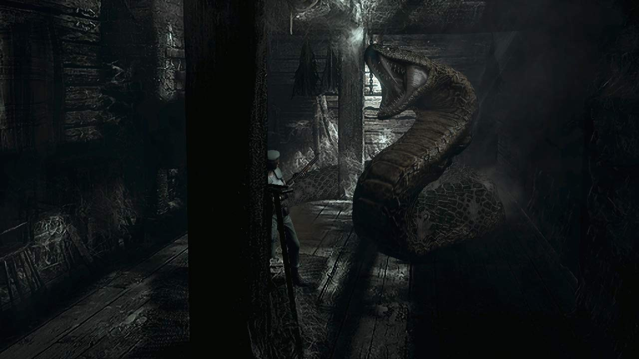 Resident Evil: Origins Collection - RE0 & 1 Remastered in
