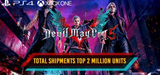 Devil May Cry 5, Capcom, Devil May Cry, PS4, XONE, PlayStation 4, Xbox One, update, sales,