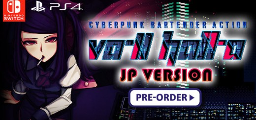VA-11 Hall-A, PLAYISM, PS4, PlayStation 4, Switch, Nintendo Switch, Japan, price, release date, gameplay, features, pre-order