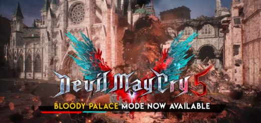 Devil May Cry 5, Capcom, Devil May Cry, PS4, XONE, PlayStation 4, Xbox One, update, DLC, Bloody Palace Mode