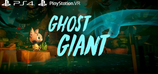 Ghost Giant, PS4, PSVR, PlayStation 4, PlayStation VR, Europe, Perpetual Games