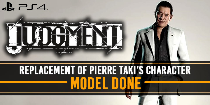 Judgment, Project Eyes, Sega, PS4, PlayStation 4, US, Europe, West, features, release date, update, Western release, Kyohei Hamura, new character model, news