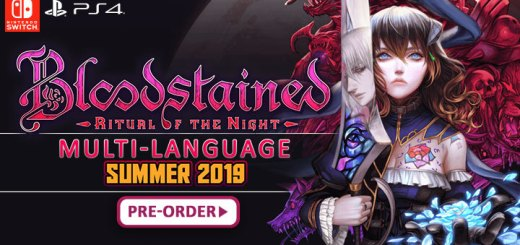 Bloodstained: Ritual of the Night, PS4, PlayStation 4, Nintendo Switch, release date, price, gameplay, features, pre-order, Asia, English, Multi-Language