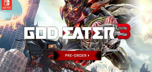 God Eater 3, Bandai Namco, Nintendo Switch, Switch, gameplay, features, price, release date, US, North America, Europe, PAL, pre-order, trailer, announcement