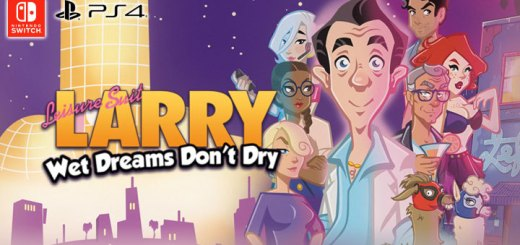 Leisure Suit Larry: Wet Dreams Don't Dry, PS4, PlayStation 4, Nintendo Switch, Switch, Europe, EU, Koch Media