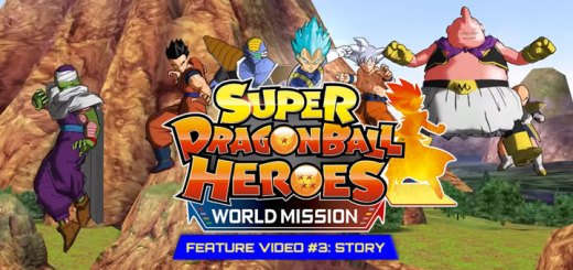 Super Dragon Ball Heroes: World Mission, Bandai Namco, Nintendo Switch, Switch, US, North America, Europe, Asia, Japan, West, release date, price, game, gameplay, features, Feature Video #3: Story