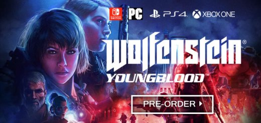 Wolfenstein: Youngblood, Deluxe Edition, PlayStation 4, Xbox One, Nintendo Switch, PC, Bethesda, release date, price, gameplay, features, trailer, pre-order