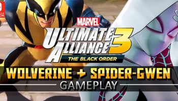 Marvel Ultimate Alliance 3: The Black Order Featuring X-Men