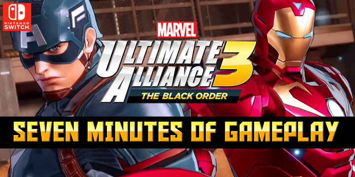 Marvel Ultimate Alliance 3: The Black Order Seven Minutes of Gameplay