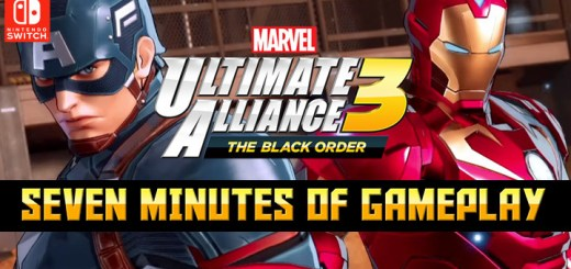 europe, us, north america, japan, features, price, gameplay, pre-order, nintendo, nintendo switch, switch, Marvel Ultimate Alliance 3: The Black Order, release date, update, news, seven minutes gameplay