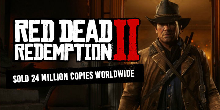 Red Dead Redemption, Red Dead Redemption 2, PS4, XONE, US, Europe, Japan, Australia, Asia, gameplay, features, Rockstar Games, Red Dead Redemption II, updates, sales,
