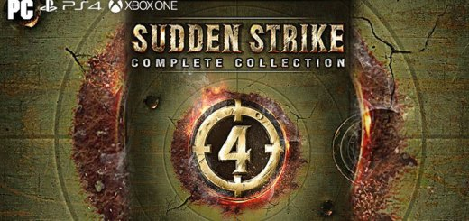 Sudden Strike 4 Complete Collection, Sudden Striker, Sudden Strike 4, PS4, XONE, PC, PlayStation 4, Xbox One, Windows, US, Europe