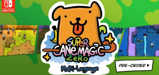Super Cane Magic ZERO, Super Cane Magic ZERO Multi-Language, Asia, Southeast Asia, English, features, gameplay, price, pre-order, multi-language, Nintendo Switch, Switch