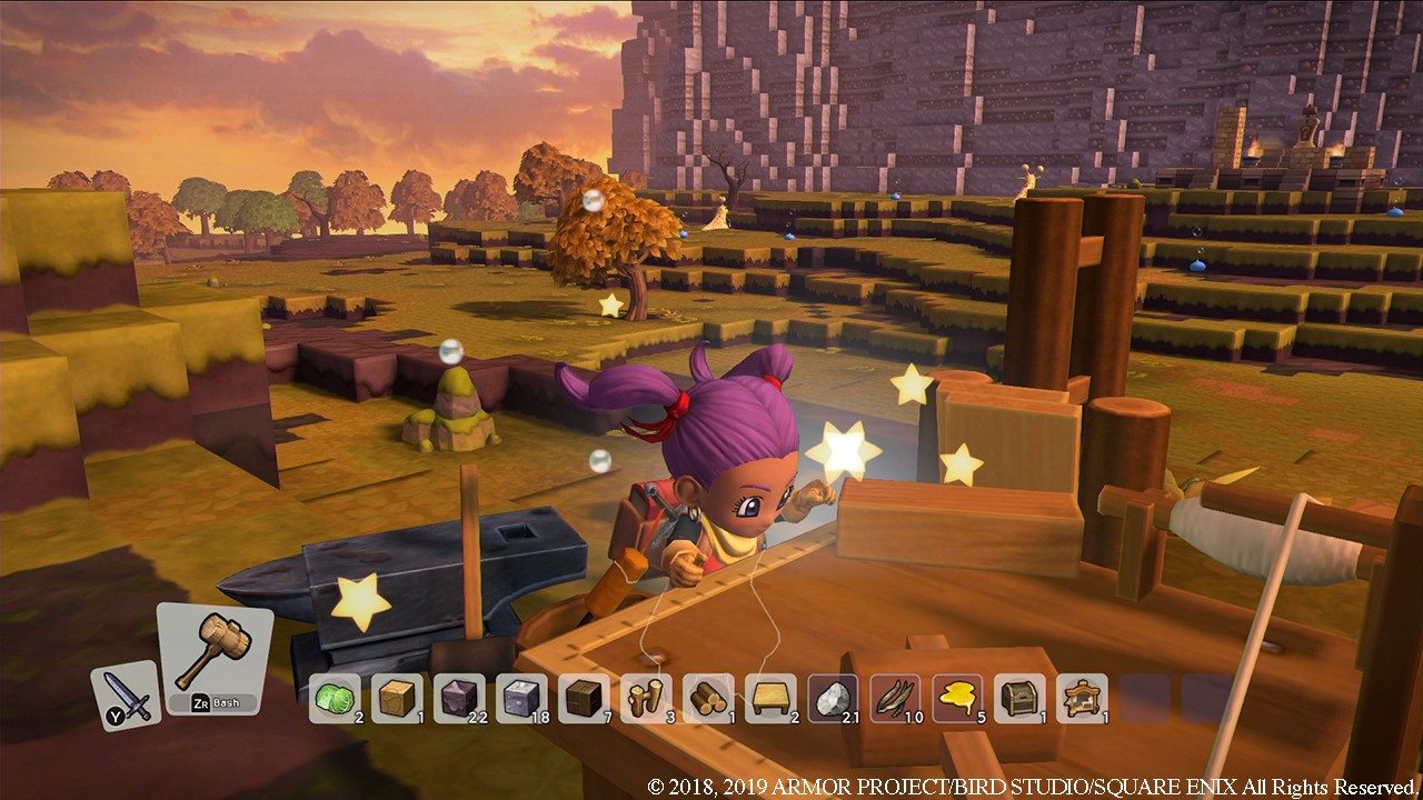 Dragon Quest Builders 2: Watch the Build Your Fate Together