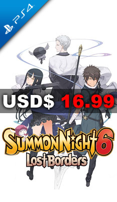 Summon Night 6: Lost Borders [Amu Edition], Gaijinworks