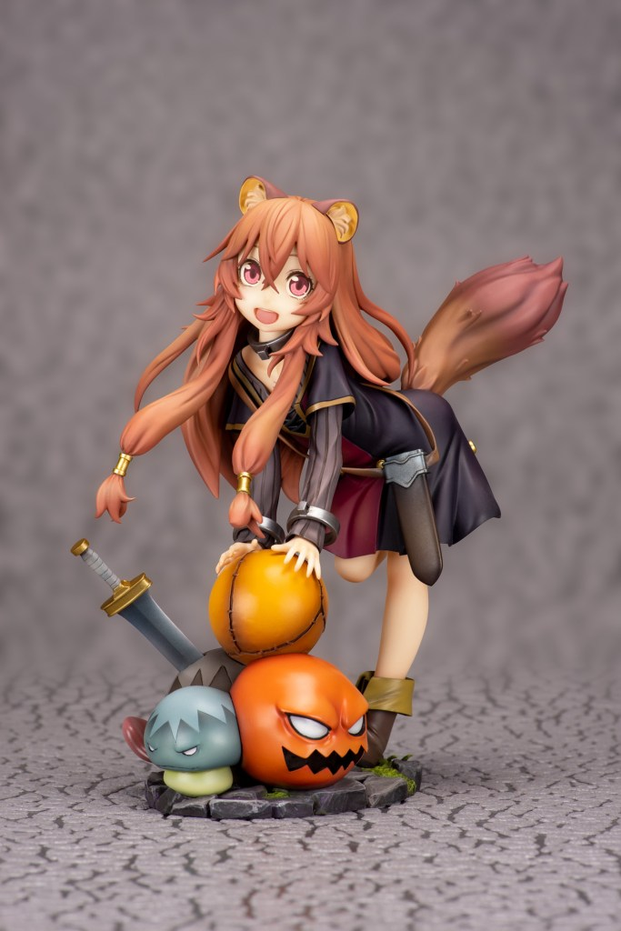 THE RISING OF THE SHIELD HERO 1/7 SCALE PRE-PAINTED FIGURE: RAPHTALIA CHILDHOOD VER. Pulchra