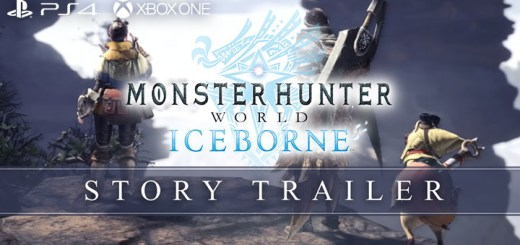 Monster Hunter World: Iceborne Master Edition, Monster Hunter World, Master Edition, PlayStation 4, Xbox One, North America, US, Japan, Asia, Europe, Capcom, update, story trailer