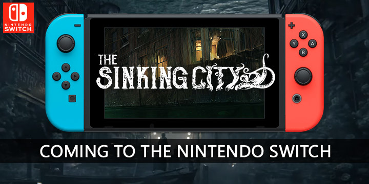The Sinking City is Coming to the Nintendo Switch this Fall