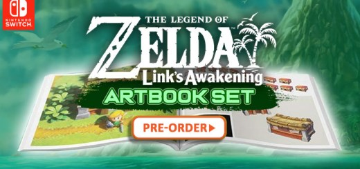 Link's Awakening Artbook Set, The Legend of Zelda: Link's Awakening Artbook Set, release date, Japan, Switch, Nintendo Switch, pre-order, price
