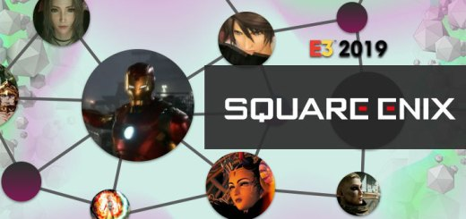 Square Enix, games, announcements, E3, E3 2019