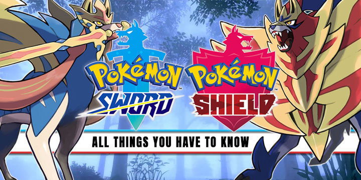 Pokemon Sword Shield All The Things You Have To Know