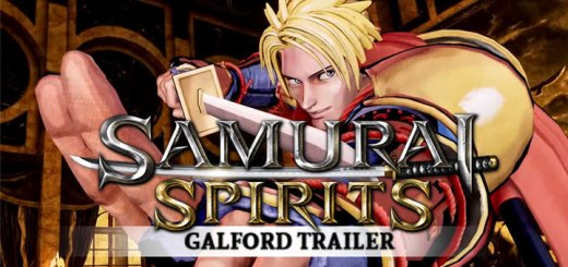 Samurai Spirits, Samurai Shodown, SNK, PS4, PlayStation 4, Japan, Europe, Asia, update, traler, Galford