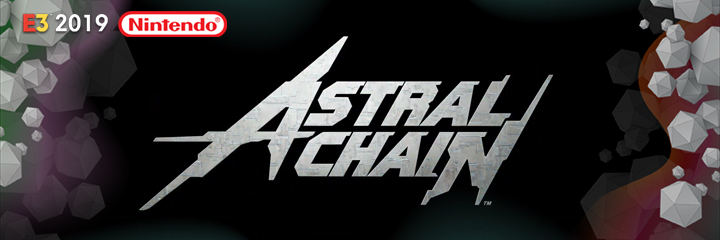 nintendo switch, e3 2019, astral chain