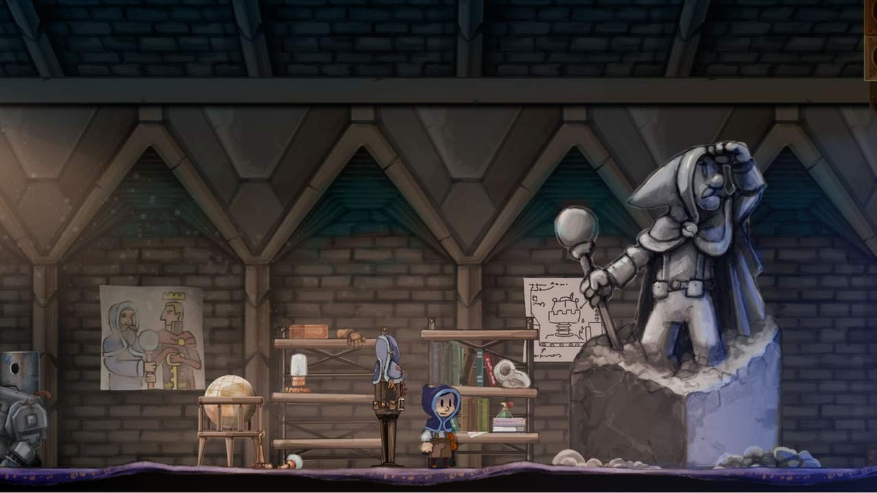 Teslagrad, Maximum Games, Nintendo Switch, Switch, release date, gameplay, features, price, pre-order, Europe