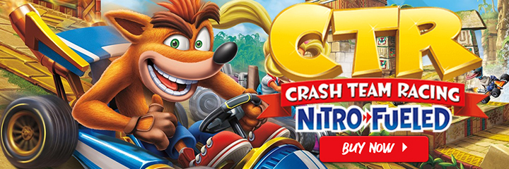 Crash Team Racing: Nitro-Fueled Major Update Coming this July 3!