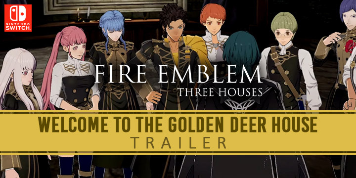 Fire Emblem: Three Houses, Nintendo, US, North America, Europe, PAL, game, release date, pre-order, gameplay, features, price, Nintendo Switch, Switch, news, update, new trailer