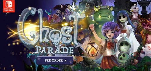 Ghost Parade, Nintendo Switch, Switch, North America, US, release date, gameplay, features, price, pre-order, Aksys Games