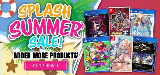 Summer Sale, Games, PS4, PSVita, Switch